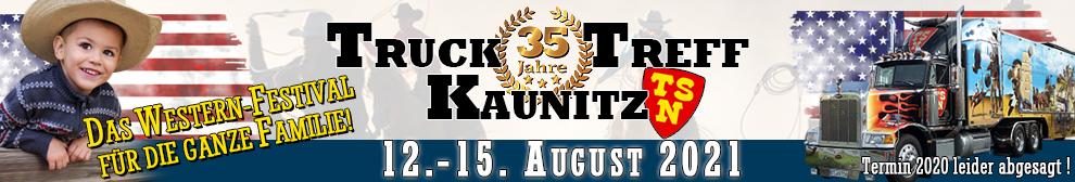 Banner Truck Treff Kaunitz 2021